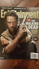 Entertainment Weekly The Walking Dead Rick Grimes Cover 7/26/13