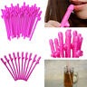 10PCS Plastic Hen Night Bachelorette Adult Party Willy Dicky Sipping Straw