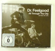 2x CD - Dr. Feelgood - All Through The City - #A1723 - mit DVD