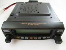 YAESU  FTM - 100 D   TRANSCEIVER   UNBLOCKED  TX 137 - 174  and  400 - 480 MHz!