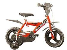 Dino Bikes 123 GLN bicicletta Serie 23 con rotelle e freno anteriore per (jyw)