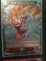 P-003 PR Foil Super Saiyan 3 Son Goku Promo Rare Dragon Ball Super Card Mint
