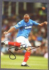 Anthony Vanden Borre Signed (Portsmouth)
