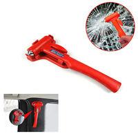 Car Auto Emergency Safety Hammer Belt Window Breaker Cutter Bus Escape Tool kit