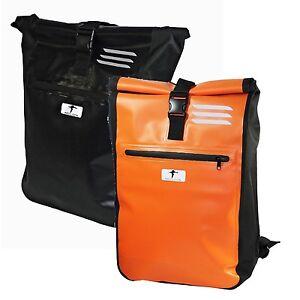 Red Loon Kurier Rucksack Courier Bag Kuriertasche LKW-Plane Backpack Fahrrad