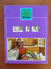 """Livre """"Le livre du froid"""" Tupperware"""
