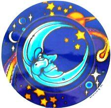 MOON/STARS Mandala 2 sided window sticker