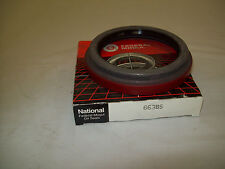 NATIONAL FEDERAL MOGUL OIL SEAL 6638S CHEVROLET DODGE GMC FORD C/R 35062 1F034A