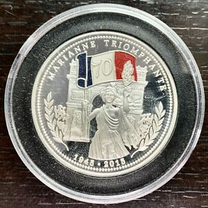 Medal Coloured - Marianne Triumphant - 70 Years Of The Release 1945-2015