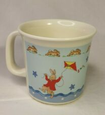 Bunnykins One Handed Royal Doulton Plastic Cup Stoke On Trent Straffordshire