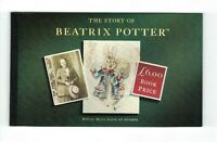 GB332) Great Britain 1993 Story of Beatrix Potter Prestige Booklet MUH