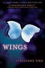 Wings by Aprilynne Pike Brand new Paperback Book