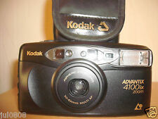 Kodak ADVANTIX 4100ix Zoom Date APS Film Camera Lenti asferiche ~ 30-60MM ~ 2M13 TIMER