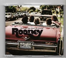 (IY668) Rooney, When Did Your Heart Go Missing! - 2007 DJ CD