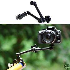 "11"" Magic Articulating Arm Hot Shoe Camera Mount for Camera DSLR LCD Monitor"