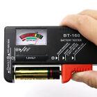 Batterietester BT-168 LCD Digital 9V 1.5V AA AAA C Knopfzellen Tester Universal
