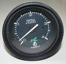 Sea Ray 0-4000 RPM Diesel Tachometer For Signaflex Sender - 54388