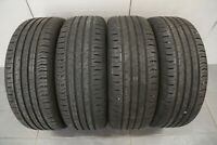 4x Sommerreifen Continental ContiEcoContact 5 205/55 R16 91V / DOT xx15 / 7-8 mm