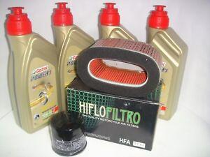 Kit Inspección Castrol 10W40 Filtro Aceite 1 Honda VT 750 Dc Shadow Spirit 2006