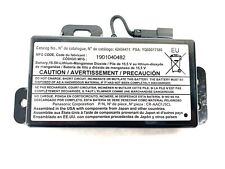 NEW OEM 2010-2020 BUICK/CADILLAC/CHEVY/GM/SATURN ONSTAR BATTERY 42454411