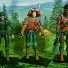 Gi Joe Cobra club figure Budo