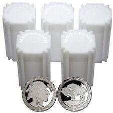SilverTowne Buffalo Stackables 1oz .999 Silver Medallion (100pc)