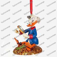 Disney Store Sketchbook Ornament - 2016 - Scrooge McDuck - Nwt
