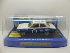 Scalextric Ford Escort Minimodels MM3672 Havant 2016 car, limited edition of 100