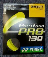 Yonex Poly Tour Pro Yellow 16 Gauge 1.30mm Tennis String Polyester String