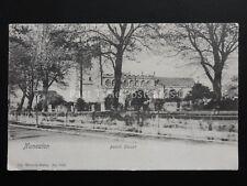 Warwickshire NUNEATON Parish Church c1906 Postcard by Wrench 9130