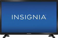 "Insignia 24"" LED 720p HDTV-Black"