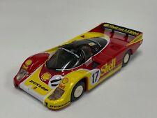 1/43 ONYX  Porsche 962-C Shell Dunlop form 1988 24 Hours of LeMans