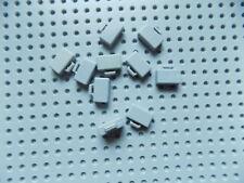 LEGO - Minifigure Suitcase / Briefcase Luggage Bag Utensil  lot of 10