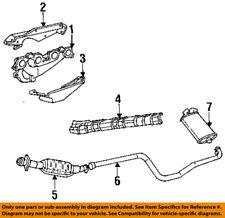 CHRYSLER OEM-Exhaust Manifold 4556730