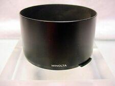 Minolta MD 70-210 F/4 Lens Hood | $22 |