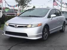 2008 Honda Civic Si 4dr Sedan
