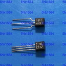 5pairs OR 10PCS 2SA608KG-NP/2SC536KG-NP 2SA608-KG/2SC536-KG A608-KG/C536-KG