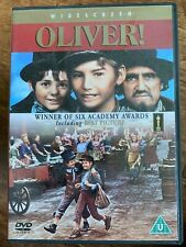 Oliver DVD 1968 Dickens Twist Musical Movie Classic w/ Mark Lester + Oliver Reed