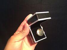 Bague femme réglable Argent 925 avec Pyrite polie / Pyrite polished ring!!