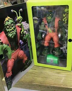NECA Teenage Mutant Ninja Turtles Muckman and Joe Eyeball 2 Pack Aciton Figure