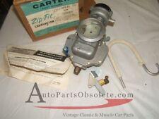 1960 1961  Mercury Comet carburetor new 170 cu in