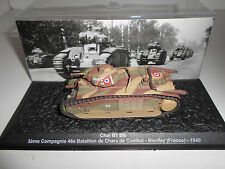 CHAR B1 BIS FRANCE 1940 #29 MILITARY DeAGOSTINI 1:72