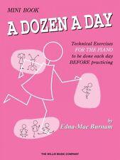 A Dozen a Day Mini Book NEW 000404073