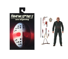 "NECA Friday 13th Ultimate Part 5 Roy Burns 7"" Action Figure IN STOCK"