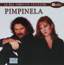 Pimpinela La Mas Completa Coleccion 2CD New Nuevo Sealed