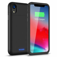 Charging Battery Case for Apple iPhone XR Backup Power Bank 5500mAh