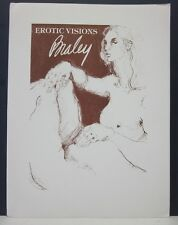 Erotic Visions by Jean Braley Signed and Limited Edition Portfolio