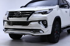 NEW-CHROME-FRONT-GRILLE-BUMPER-LINE-TRIM-FOR-NEW-TOYOTA-FORTUNER-SUV-2015-2016