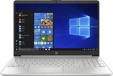 """HP 15S-FQ1002na, Intel Core i5 1035G1, 8GB, 256GB SSD, 15.6"""" Laptop - Silver"""