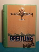 BREITLING Book Chocolate Box Tin